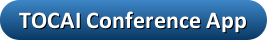 Button for dowloading the TOCAI Conference App
